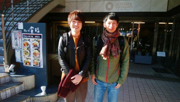 ZOZOTOWNでお馴染み!超有名モデルの安井達郎さんにお会いしてき